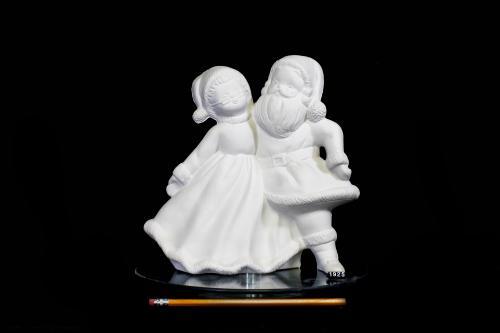 Mr & Mrs Dancing Santas