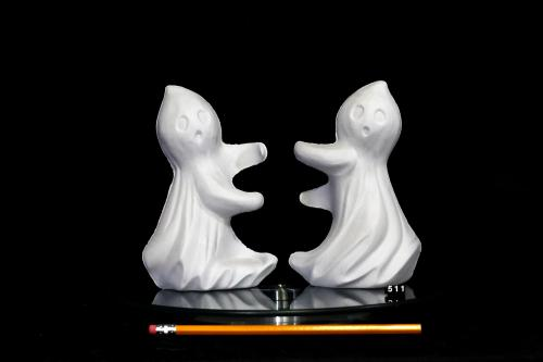 Ghost Candleholders